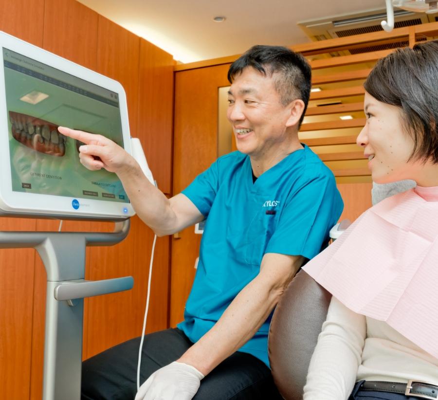 患者様一人ひとりにあった治療を提供井上歯科医院の診療方針