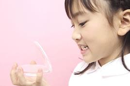 お子さまの歯科矯正について